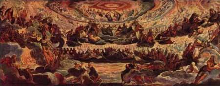 Paradies - Tintoretto