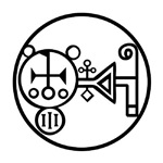 Amdusias' Goetic seal
