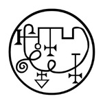 Andrealphus' Goetic seal
