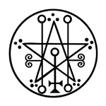 Astaroth's Goetic seal