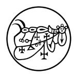 Bune's Goetic seal