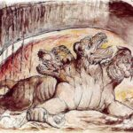 Cerberus - The Inferno - William Blake