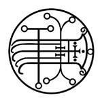 Naberius' Goetic seal