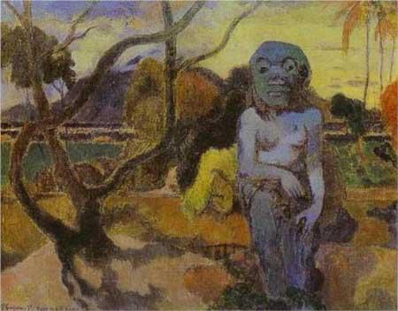 Idol - Paul Gauguin