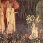 The Vision of the Holy Grail to Sir Galahad, Sir Bors, and Sir Perceval - Edward Burne-Jones