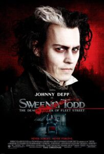 Sweeny Todd Movie Review